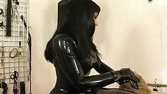 latex mistress cbt