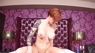 Sexy 39 Year Old Redhead Milf First Adult Movie