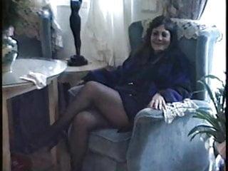 Bow legged nude - Ex wife leg tease non nude