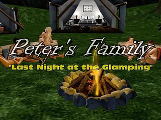 Cartoon pussy family guy Dlp - peters family last night at the glamping