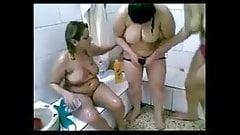 Arab Girls Sauna
