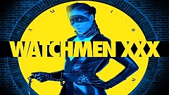 Ebony Teen Kira Noir As SISTER NIGHT In XXX WATCHMEN