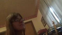 Ass on Webcam