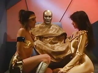 Lesbian fan fiction battlestar galactica Science fiction sex, starred by porn legend mai linn