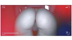 cum Lena Paul FACE DOWN - ASS UP! BIG ASSES PAWG PMV 2020 by FEEDE3R sensual