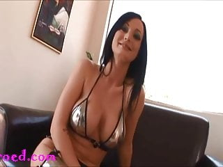 Whore boob fucking Young cute whore with massive boobs asshole will never be th