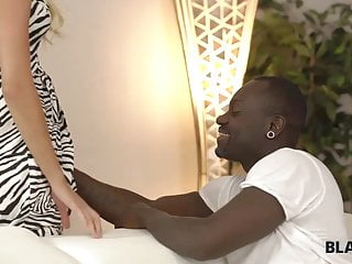 Black guy with white cock Black4k. white peach undresses for black guy in interracial