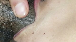 horney wife sucking nicely before fucking