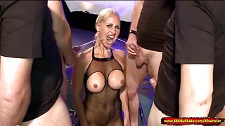 Super Sexy Busty Step Mom is a human toilet - 666Bukkake