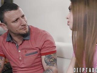 Forbidden sex porn - Forbidden sex between stepdad and his very hot stepdaughter
