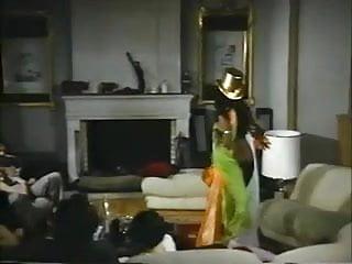 Vintage dance groups Dance of the seven veils