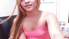 teen Blonde Shemale 2