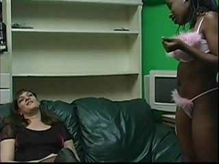 Girls spank girl - Two girls spank each other