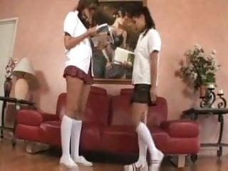 Fantasy lanas lesbian Lesbian schoolgirls : isis lana.