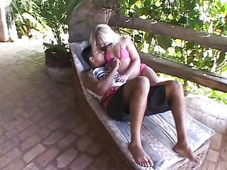 Teen brazillian Very cute brazillian blond teen anal fucked