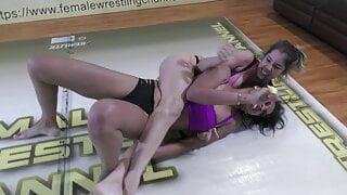 Sasha vs Sassy - (REAL)