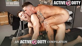 ActiveDuty - Penetrated & Pounded Compilation
