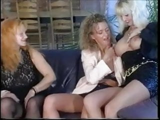 Orgy play Five girls playing and fisting