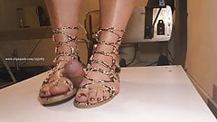 Gladiator Sandals Crush