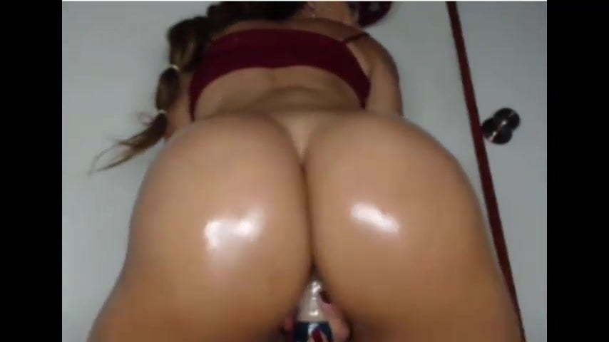 Big Fat Ass Riding Dildo