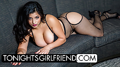Tonight's Girlfriend - Gabriela Lopez becomes submissive