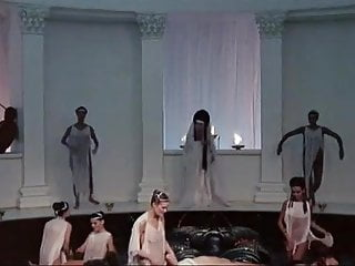 Caligula erotic - Priests of isis - lesbian sequence from caligula