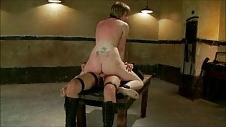 young slave thought to fuck 3 of 3
