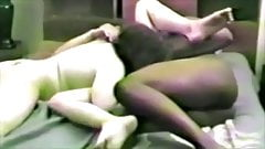 Romantic Hot-wife and Cuckold with BBC