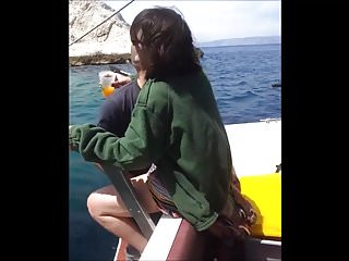 Hot mature women free videos Hot milf fuck on the boat