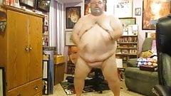 Fat Daddy Bear Dancing
