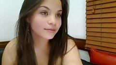 Another cute latina