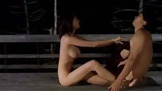 Kim Ji-eun sex nude in Sex of Magic
