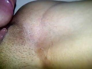nasse saftige muschi sperma
