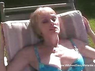 Vintage granny Fun blowjob with vintage granny