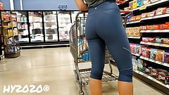 Pawg VPL in Leggings