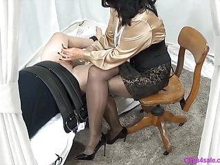 Penis sounding vids - Femdom mistress penis sounding