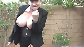 step mom with perfect big tits needs a good fuck cheating casting