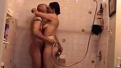 In der Dusche mit der Ex