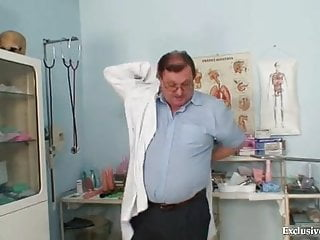 Erotic doctor exam houston texas - Busty babe rita perverse gyno doctor exam