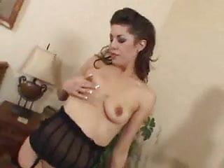 Dick jerking man - Hot mom enjoys sucking and jerking off a dick