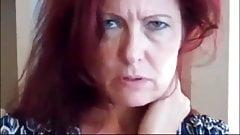 Sexy Redhead MILF Gets Creampied