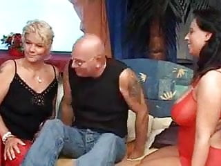 Fat old naked grandmothers movies - Grandmother teaches a young girl a good fuck
