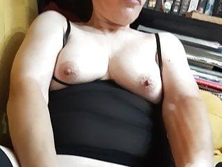 Big black dicks spanish girls - Emily, monstruoso, black dildo, maximum length when inched,