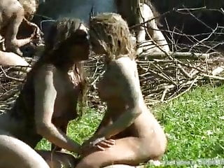 Amazon gives blowjob - The amazons