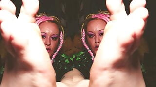 Foot Fetish JOI with Sensual CEI for Gooner Boy