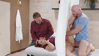 Doctor has a romance with a hot and sexy patient