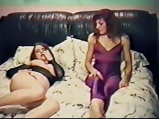 Nude coloured shoes - Vintage mom daughter colour audio enhanced