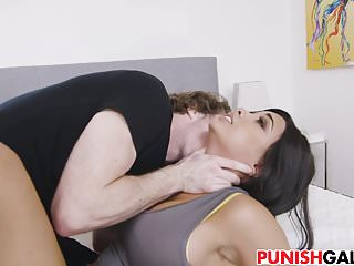 Social porn video user Social media creeper fucks aaliyah hadid