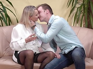 Boys girls having sex - Granny having sex with young toy boy