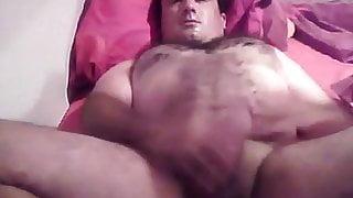 Hot hairy ass